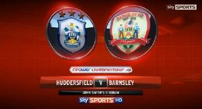 Huddersfield 2-2 Barnsley