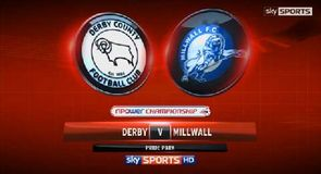 Derby 1-0 Millwall