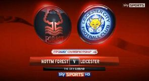 Nottm Forest 2-3 Leicester