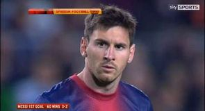 Messi returns with magic touch
