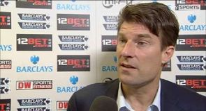 Desire pleases Laudrup