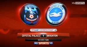 Crystal Palace 0-0 Brighton