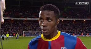 Zaha desperate for Palace promotion