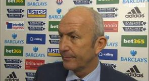 Pulis - Red card changed the game