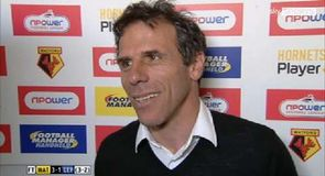 Last minute winner thrills Zola