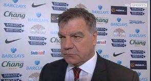 Players disappoint Allardyce