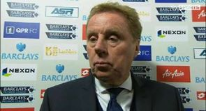 Redknapp - R's to struggle in Championship