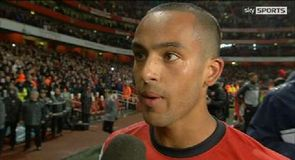 Walcott - We showed character