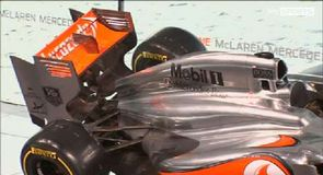 McLaren return to Honda