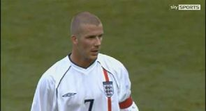 Beckham's finest moment?