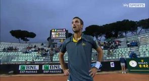 Troicki has a McEnroe moment