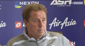Redknapp plans big changes