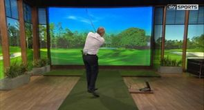 Marc Leishman swing analysis
