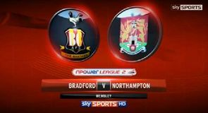 Bradford 3-0 Northampton
