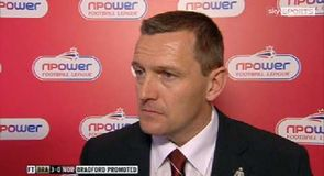 Boothroyd - Poor end to a good season