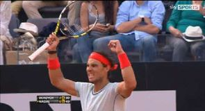 Nadal on course for seventh title