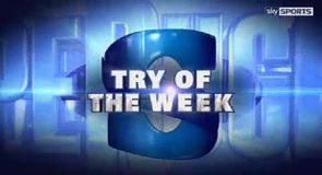 Try of the Week - Round 14