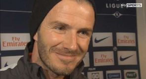 Beckham - Right time to retire
