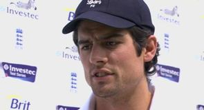 Cook relishes big win