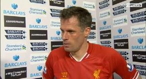Carragher delighted with final game