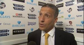 Hughton: We gave the fans something to cheer