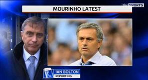 Real to announce Jose exit?
