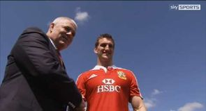 O'Connell praise for Warburton
