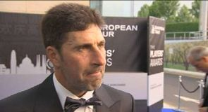 Olazabal still emotional about Ryder Cup