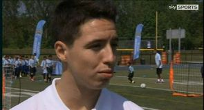 Nasri to stay at City