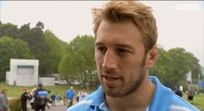 Robshaw staying in shape