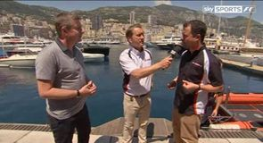 Croft v Kravitz - Monaco GP