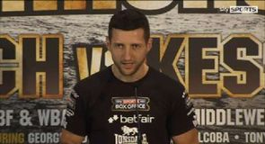 Froch ready to rumble
