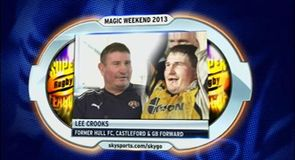 Lee Crooks interview