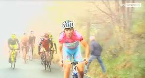 Nibali: Pretty in pink
