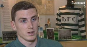 Hanlon - No nerves this year