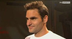 No retirement plans for Federer