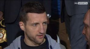 Froch - Rematch for redemption