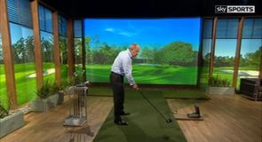 Shot Centre - Jay Haas Swing