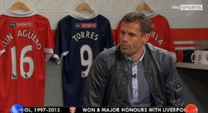 Carragher looks back at final game