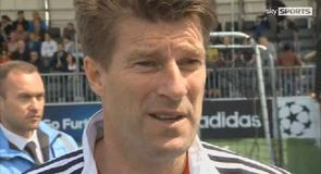 Laudrup backs Munich