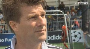 Laudrup going nowhere