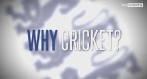 Living For Sport - Why Cricket?