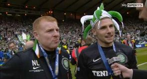 Hooper is priceless - Lennon
