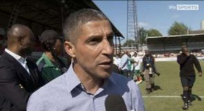 Hughton still looking to strengthen