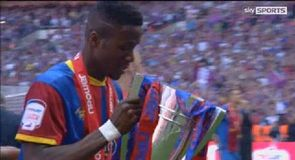 Palace eager for Zaha re-loan