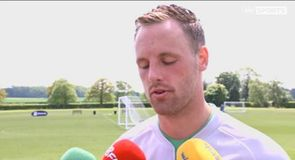 Meyler: The Irish are 'pumped'