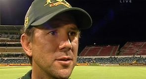 8th ODI - Ponting