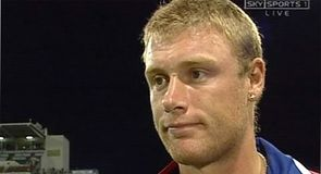 9th ODI - Flintoff