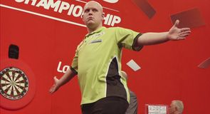 Premier League Darts - Week 14