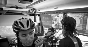 Scott Mitchell - Giro Stage 16 Gallery